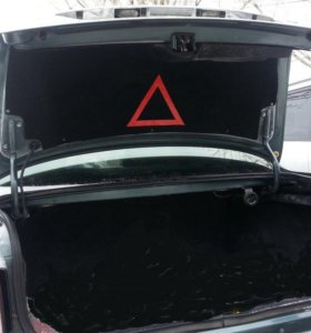 Обшивка крышки багажника 2170