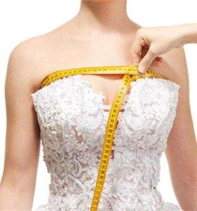 Ремонт свадебных платьев.
