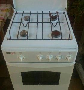 Плита газовая 4 комф. лада