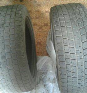 Зимняя резина Bridgestone 18 размера.