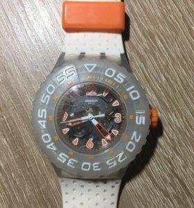 Часы Swatch scuba