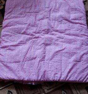 Новое одеялко 100×100