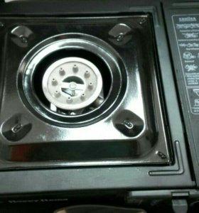Портативная газовая плита