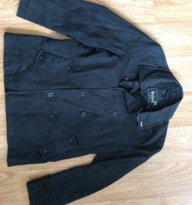 Куртка, джинсовая.
