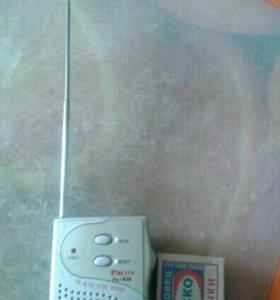 Миниатюрный радиоприёмник Palito Pa-938