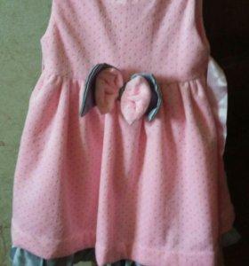 Платье На 1.5года