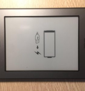 Читалка Kindle