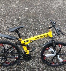 Велосипеды на литых дисках(новый)