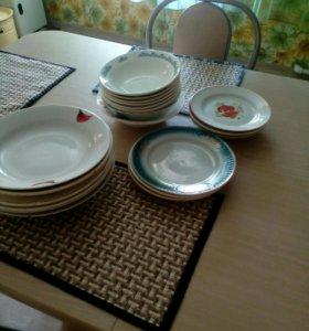 Посуда,ложки,вилки