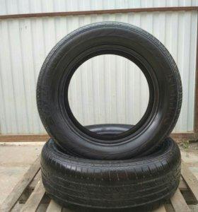 Резина Кумхо 245/60 R18 б/у