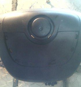 Накладка руля Airbag SRS Skoda