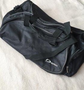 Мужская спортивная сумка Demix