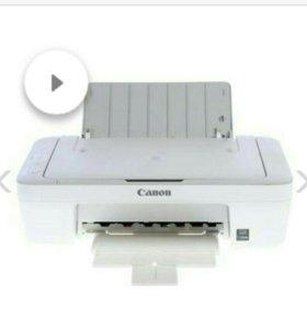 Цветной принтер Canon Pixma MG2440