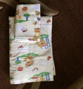 Детское одеяло,пододеяльник