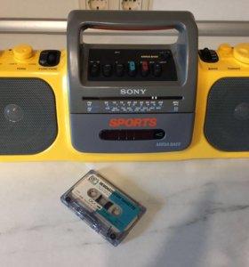 Магнитола Sony CFS 904 L