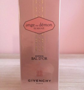Givenchy Ange Ou Demon Le Secret Edition