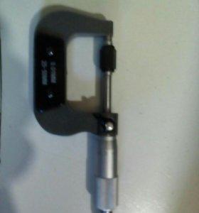 Микрометр 0,01мм. 25-50мм.