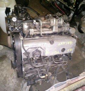 Mitsubishi galant 7 двигатель 2.0 TDI