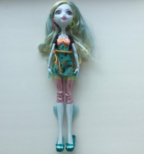 Кукла монстер хай с аксессуарами