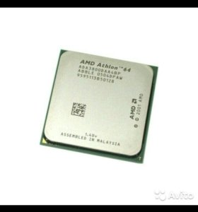 Процессор AMD Athlon64