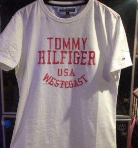 Футболки Tommy Hilfiger