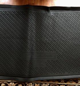 Коврик в багажник Hyundai Solaris хетчбэк