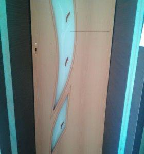 """Дверь межкомнатная ,,Стрелиция"""""""