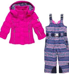 Комбенизон куртка костюм зимний chicco flurry