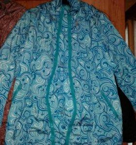 Слингокуртка/куртка для беременных осень