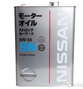 Масло Nissan Fanfaro 5W-30