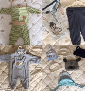 Детские вещи пакетом