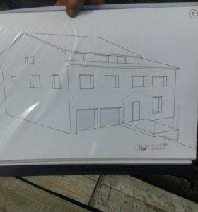 Строительство домов, коттеджей, гаражей