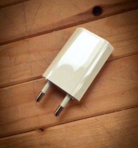 Зарядное устройство (адаптер, вилка) iPhone 5 6 7