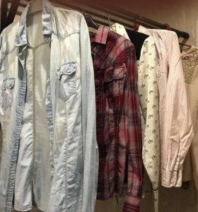 Рубашки, блузки