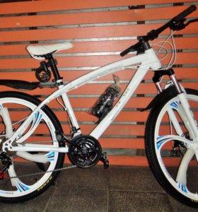 Велосипед на литье BMW-003