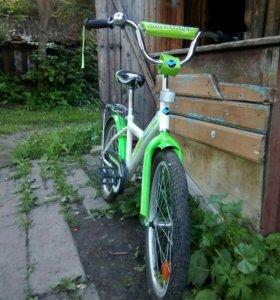 Велосипед для ребенка 5-9 лет