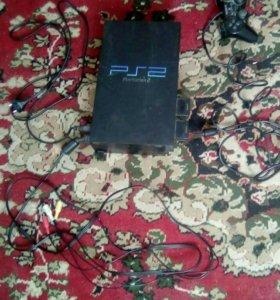 ПРОДАМ СРОЧНО Sony PlayStation 2