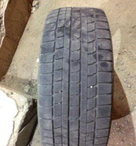 Б/у Шины зимние липучки Dunlop graspic ds3