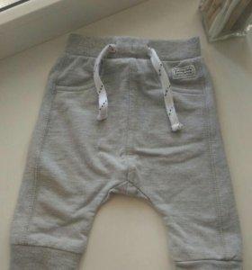 Спортивные штаны/бриджи на малыша