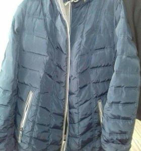 Куртка зимняя 58 размера