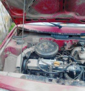 Продам двигатель ваз 21083 в рабочем состоянии-700