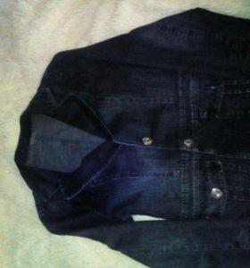 Джинсовые куртка, пиджаки
