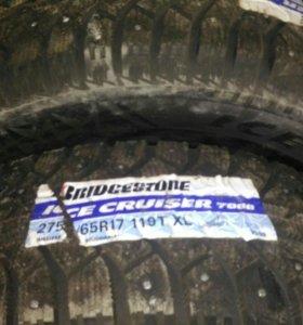 Резина bridgestone Ice Kruiser 7000,275 -65 r 17