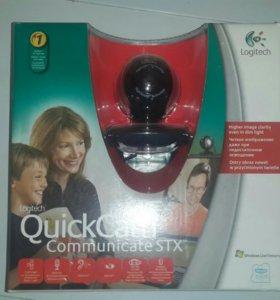 Веб-камера Logitech QUICKCAM