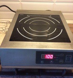 Профессиональная Индукционная плита.