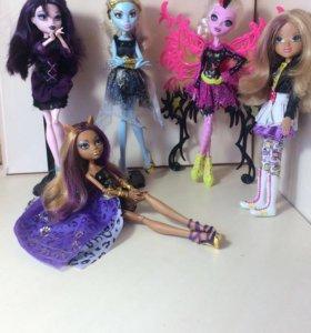 Monster High,Moxi,My little Pony,Winx,Fairies
