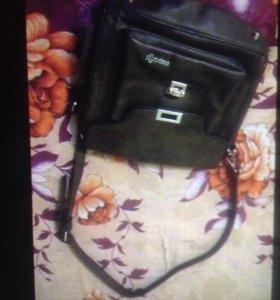 Итальянская сумка Dispacci