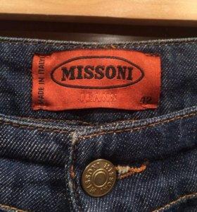 "Джинсы ""Missoni"" ,размер 42"