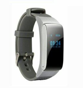 Смарт часы и Bluetooth гарнитура DF22