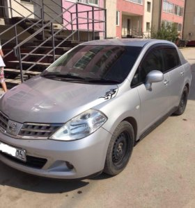 NISSAN TIIDA LATIO 2008 ОТС